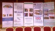 Click here, £2000 on Stage Display Conference Hall, Exhibitor Ticket, 22nd June